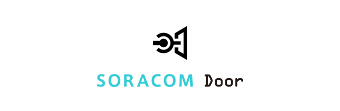 SORACOM Door