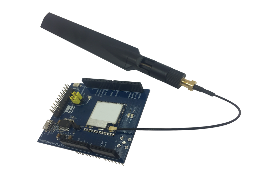 LoRa デバイス - LoRa Arduino開発シールド エイビット社製:AL-050