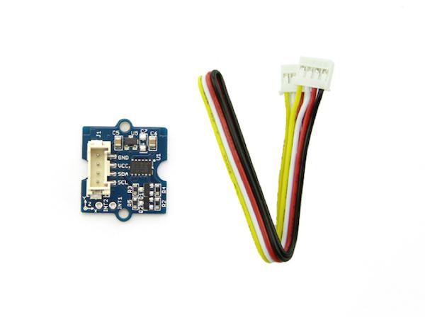 Grove - 3軸デジタル加速度センサー(±16g)