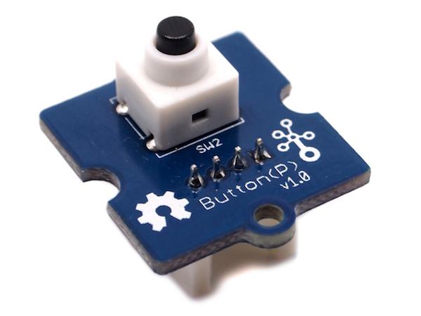 Grove - ボタン(P)(入力装置)