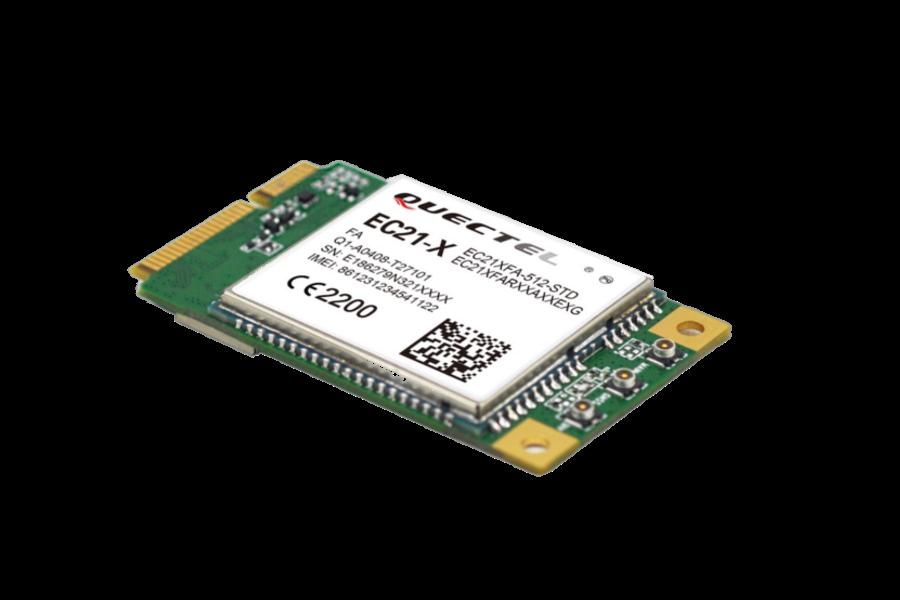 EC21-J Mini PCIe