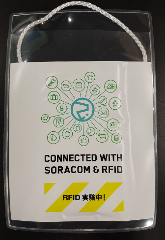 RFID panel
