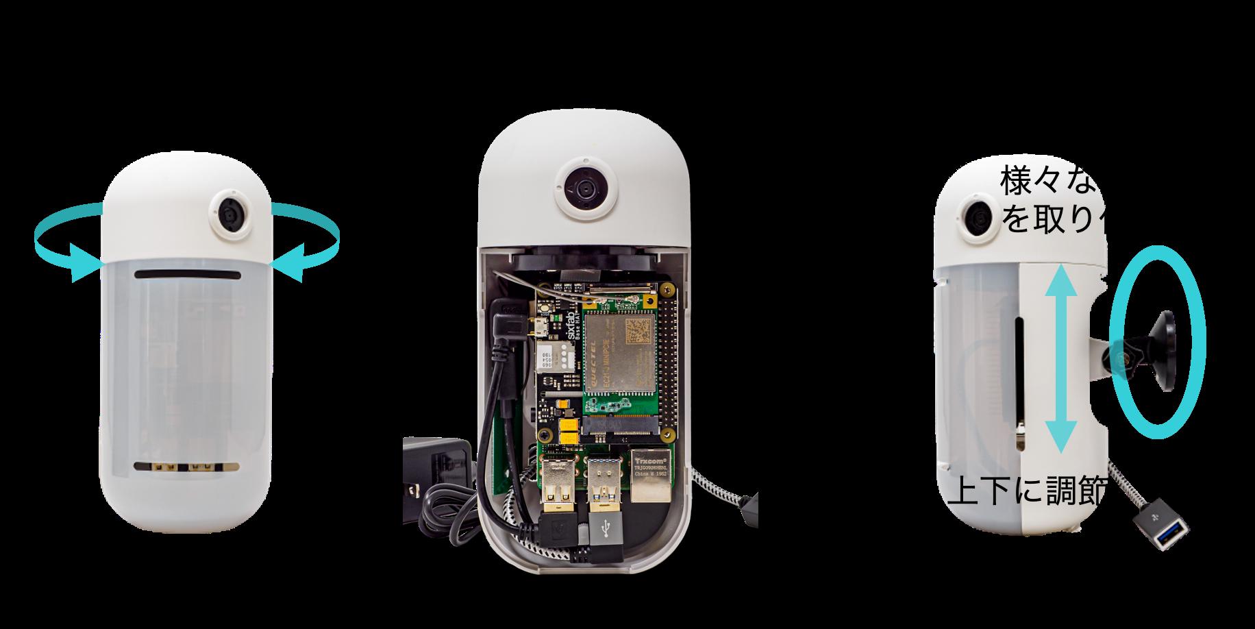 SORACOM Plus Camera Basic